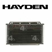 Hayden Automatic Transmission Oil Cooler For 1981-1989 Plymouth Reliant - Fg