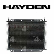 Hayden Automatic Transmission Oil Cooler For 1981-1989 Plymouth Reliant - Ma