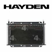 Hayden Automatic Transmission Oil Cooler For 1981-1989 Plymouth Reliant - Wh
