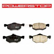 Powerstop Front Disc Brake Pad Set For 2001-2007 Ford Escape - Braking By