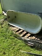 Vintage Cast Iron Free Standing Claw Foot Bathtub-1800's-early 1900's L👀k