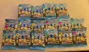 Lego 71005 Minifigures - The Simpsons Series 1 - New Sealed Bags - Complete Set