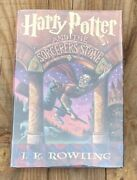 1998 J K Rowling First Ed. / 1st Printing Harry Potter And The Sorcererandrsquos Stone