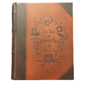 J. K. Rowling The Tales Of Beedle The Bard Book Collector's Edition Used Rare