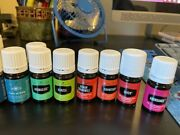 Young Living Essential Oils Sealed Bottles