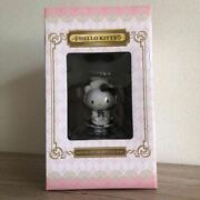 Hello Kitty Maid Curtsey Action Light Interior Black Sanrio Novelty By M