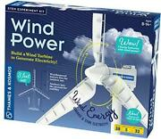V4.0 Stem Experiment Kit | Build A 3ft Wind Turbine To Generate Wind Power