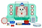 Little Tikes Rescue Tales Groom 'n Go Pet Backpack With Plush Pomeranian Pet Dog