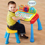 Vtech Touch And Learn Deluxe Activity Desk