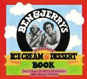 Ben And Jerry's Homemade Ice Cream And Dessert Book By Stevens, Nancy,greenfield, Je