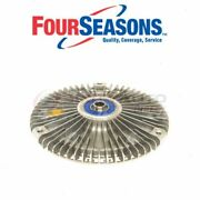 Four Seasons Engine Cooling Fan Clutch For 1984-1989 Mercedes-benz 190d - Fe