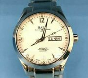 Ball Watch Engineer Ii Ohio Nm2026c-s5j Wristwatch Automatic Menand039s From Japan