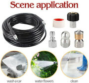 Sewer Jetter Kit 1/4in Nose Rotating Sewer Jetting Nozzle 4.04.55800psi Us