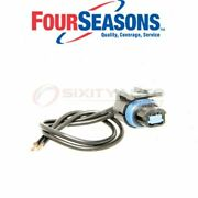 Four Seasons Ac Clutch Cycle Switch Connector For 1997 Jeep Cherokee - Sr