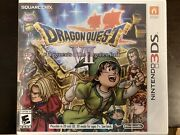 Dragon Quest Vii Fragments Of The Forgotten Past 3ds New Sealed Authentic