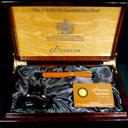 1100 Bottles In The World Parka Fountain Pen Duofold Limited By M