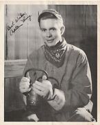 Vtg Rare 1950s Captain Penny 8 X 10 Promo Photo Tv 5 Wews Cleveland Ohio And Dvd