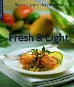 Fresh And Light Williams-sonoma Lifestyles Vol 8 By Williams Chuckcrowther