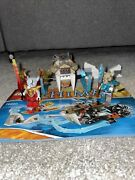 Lego Chima 70220 Strainor's Saber Cycle W/2 Mini-figures/instructions M-pieces