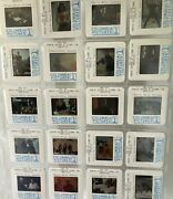 Once Upon A Time In Mexico 35 Mm Color Slides 20 Rodriguez Banderas Hayek Mint