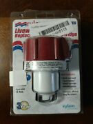 Rule 800 Gph Livewell-baitwell Replacement Motor Cartridge 46dr 12v Dc Boat Pump