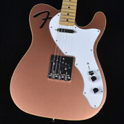 Fender Made In Japan Limited F-hole Telecaster Thinline Penny 2021 Model