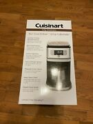 Cuisinart Dgb-800bc Burr Grind And Brew Coffee Maker - Black/silver