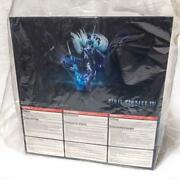 Final Fantasy Xiv Meister Quality Figure Shiva W/ Item Code From Japan Rare New