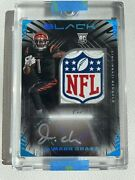 📈2021 Black Jaandrsquomarr Chase 1/1 One 1 Of One 1 Rookie Rc Patch Auto Autograph Rpa