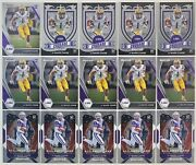 2021 Prizm Draft Jaand039marr Chase Rc Lot Of 15 - 112 Crusade All Americans Lsu