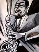 Eric Dolphy Print Poster Jazz Saxophone Out To Lunch Cd Live At The Five Spot
