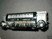 Ford 78bh Town And Country Radio Pro Serviced Has Bezel