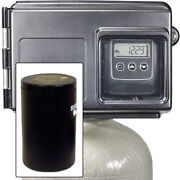 High Flow Whole House Greensand 2 Cu Ft Iron Sulfur Manganese Filter 2510sxt