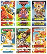 Garbage Pail Kids Series 19th Scratch And Stink Set 12 Ans4