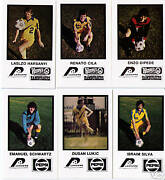 1980-81 Rochester Lancers Soccer Cards Team Wendy's Or Pepsi Not Both Lot Set