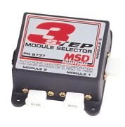 Msd 8737 Multi Three Step Module Selector Use With Soft Touch Rev Control New