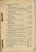 Northern Rugby Football Union Official Guide 1904-05 Rugby League Annual