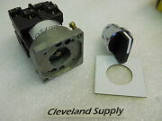 Square D K1d65spec0730 Cam Selector Switch 2-position New Condition No Box