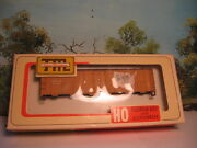 Train Miniatures Ho Scale 8126 40 Ton Ara Steel Reefer Mid-states Packers