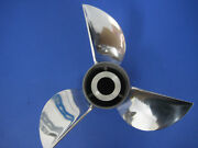 Tohatsu M50d2 Outboard Racing Cleaver Propeller 10 1/2 X 18 F18r3r-116