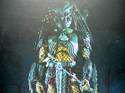 R1500504 Celtic Predator Hot Toys 100 Complete 1/6 Model Figure With Box