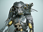 R2099095 Celtic Predator Hot Toys 100 Complete 1/6 Model Figure With Box