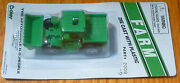 Boley Ho 185-20095 Farm Machinery - 4x4 Tractor W/end Loader And Flatbed-- Green