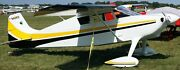 Cougar I Nesmith Recreational Acro Sport Airplane Wood Model Replica Large New