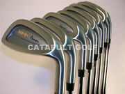 +3 Xl New Big Tall Left Handed Golf Set Iron Club Mens Lh Lefty Hand Irons Clubs