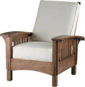 Mission Style Chair --diy -- Unfinished Furniture Kit -- Ash Wood Construction