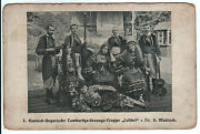 Slavo-hungarian Music Troupe Colibri, In Costumes, Germany 1910s