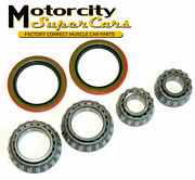 69 70 71 72 442 Gto Gs Front Disc Brake Bearings And Seals