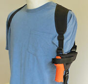 Gun Shoulder Holster For Springfield Xdm 9mm, 40 And 45 With 3.8 Barrel