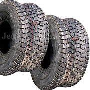 2 23x10.50-12 23/10.50-12 Riding Lawn Mower Garden Tractor Turf Tires 4ply